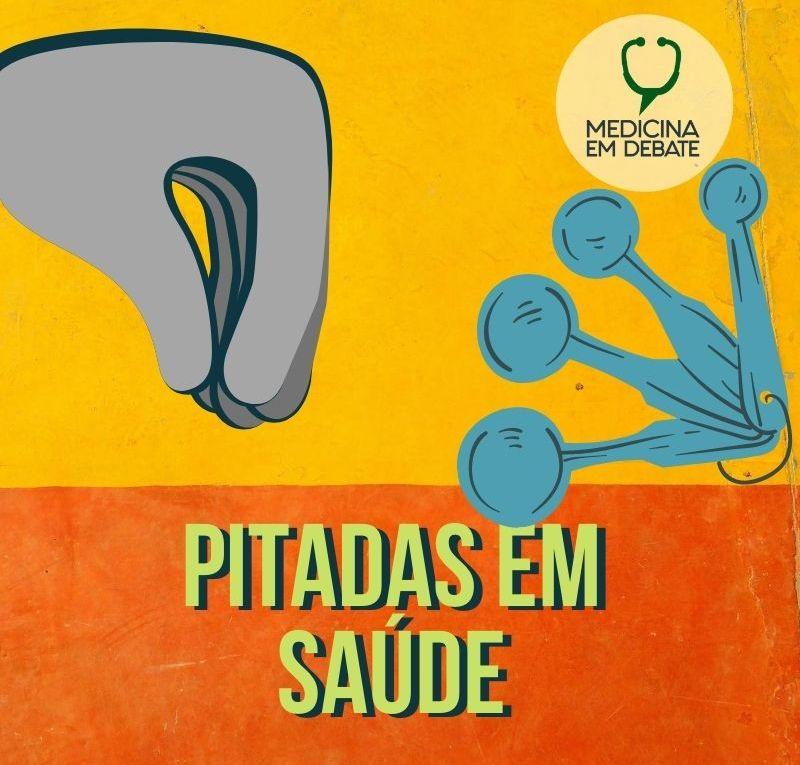 Capa do episódio Pitadas em Saúde