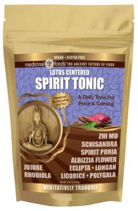 SPIRIT TONIC Calming Wild-Crafted Herbal Tonic Powder