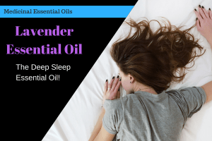 Using lavender essential oil for sleep