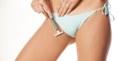 Rasurarse el pubis por completo, pensamos que por higiene no es recomendable