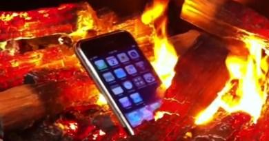 La temperatura que los expertos recomiendan para un teléfono inteligente es de entre 0 y 35 grados centígrados.