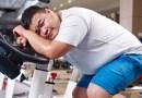 El déficit en el receptor de dopamina y no el exceso de peso es la causa de que las personas obesas no hagan ejercicio    Por: @linternista