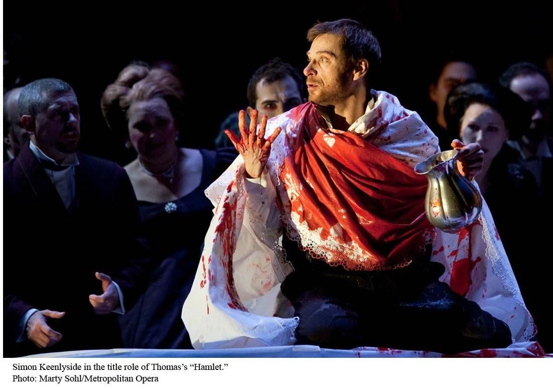 Hamlet metropolitan opera dessay