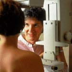 Women in their 40s Want Mammograms