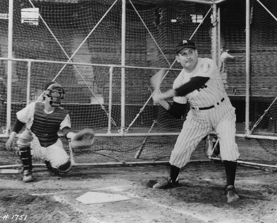 Tucker at the bat