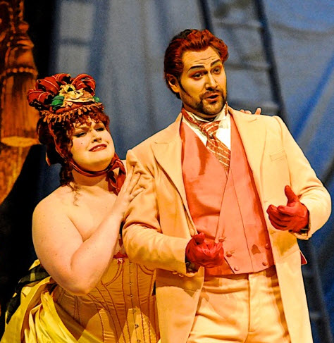 Ildar Abdrazakov and Erin Johnson Mefistofele