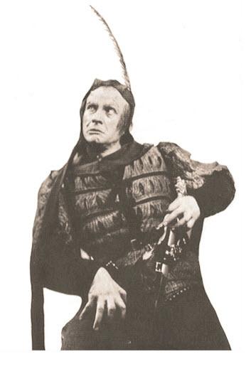 Adamo Didur as Boito's Mefistofele