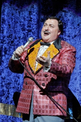 George Gagnidze as Tonio