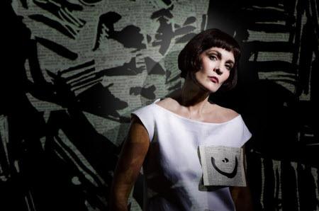 Marlis Petersen as Lulu