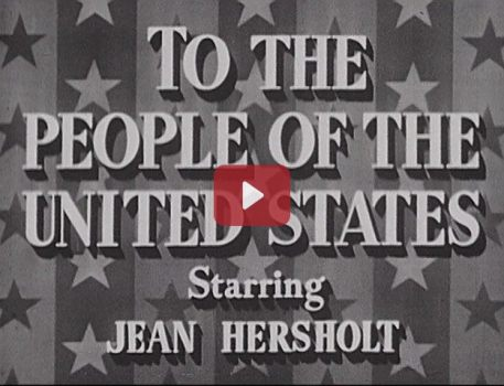 Title text over stars and stripes.