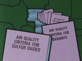 Air Quality Criteria for sulfur oxides