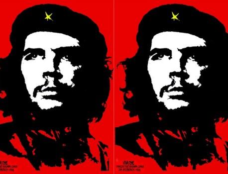 "Jim Fitzpatrick's ""Che"" Poster"
