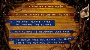 a remixer's manifesto