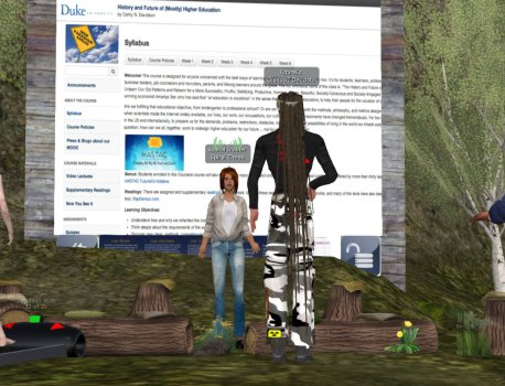 FutureED Meetup in SL