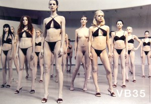 Andy Warhol: Edie Sedgwick: Vanessa Beecroft, VB35, Guggenheim Museum, 1998