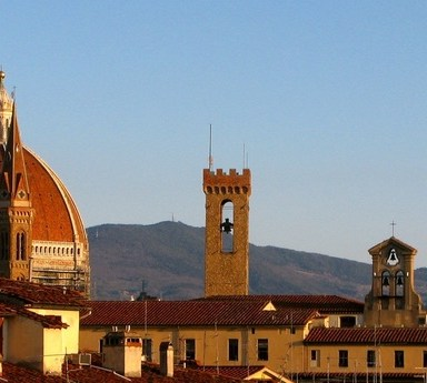 photo of Florence skyline