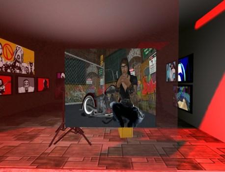 Creativity next door: Nsane Darkfold