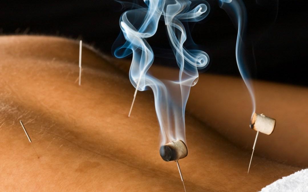 Beneficios y aplicaciones de la moxibustión