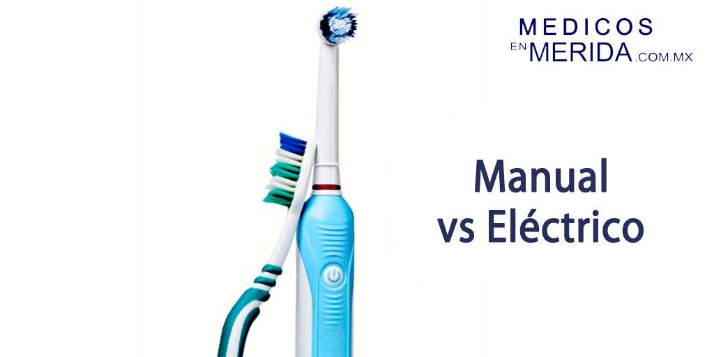 Manual vs. eléctrico: ¿cuál es el mejor cepillo de dientes?