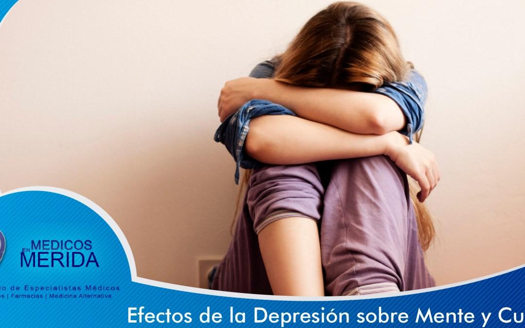 Efectos de la Depresión sobre Mente y Cuerpo