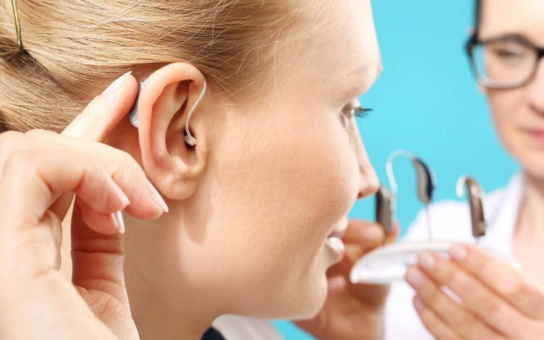 Síntomas de la sordera