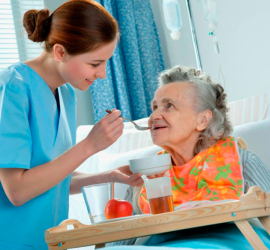 Cuidados de Enfermería para el adulto mayor: