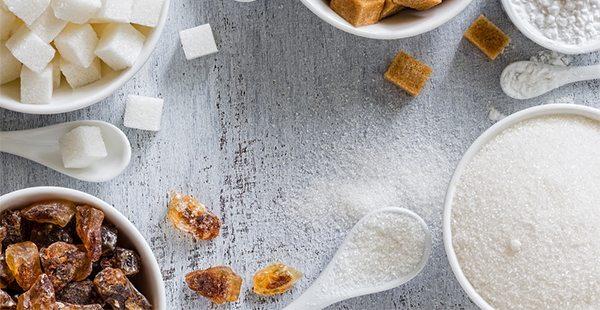 5 maneiras de diminuir o consumo de açúcar