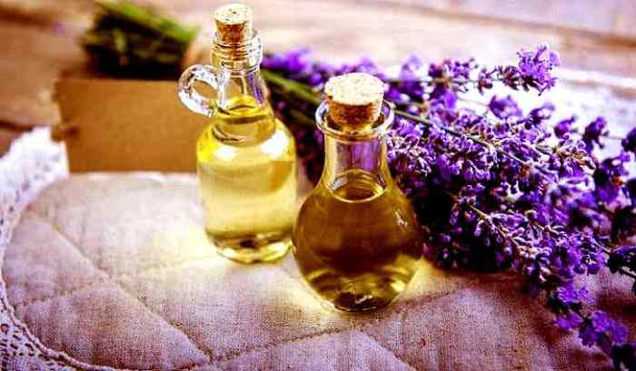 Эфирное масло лаванды для лечения кокцигодинии