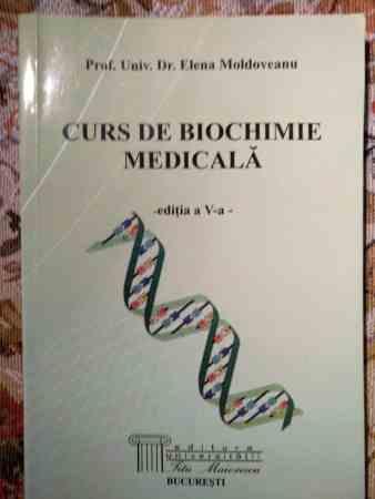 Curs de biochimie medicală 1