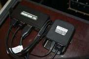 Mit dem Samsung Link Cast Dongle kann eine drahtlose Verbindung zum Fernseher hergestellt werden und der Inhalt des Tablet-Bildschirms gespiegelt werden