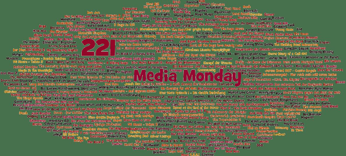 Media Monday #221