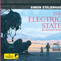 Review: The Electric State | Simon Stålenhag (Buch)