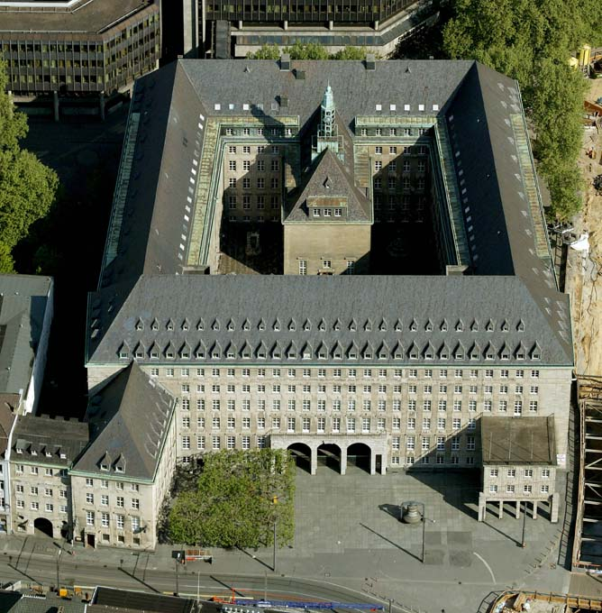 Billedresultat for Bochum Rathaus