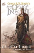The Hedge Knight, by George R. R. Martin, Ben Avery, and Mike S. Miller (2013)