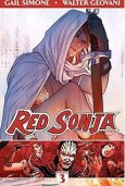 Red Sonja, by Gail Simone and Walter Geovani (2014)