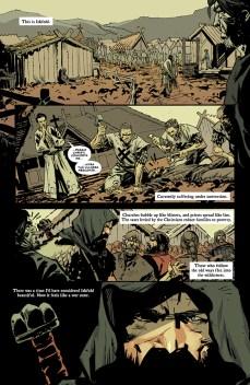 Black Road series, by Brian Wood, Dave McCaig and Garry Brown (2016)