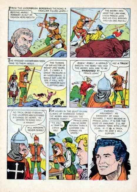 Robin Hood Tales, by Frank Bolle (1956)