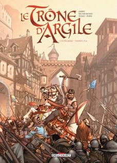 Le Trône d'Argile, by Nicolas Jarry and France Richemond (2006-)
