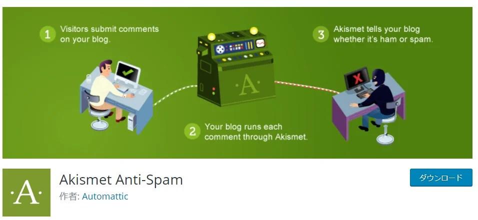 Akimet-Anti-Spam