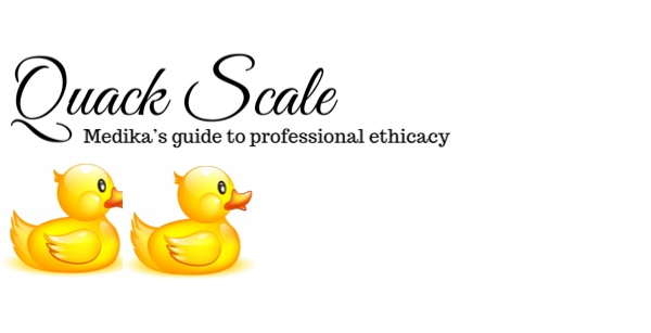 Quack Scale - Two Ducks