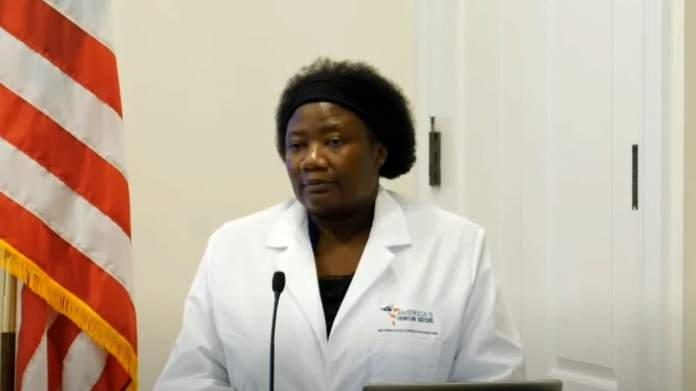 Stella Immanuel on Medika Quack Scale
