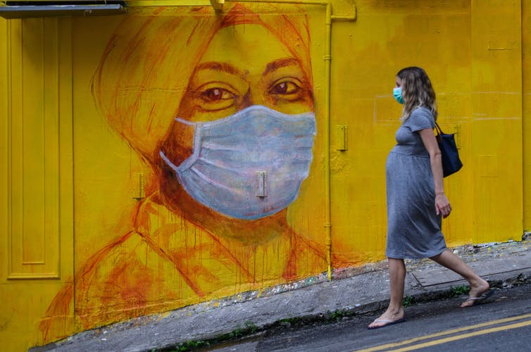 Pregnant during the Pandemic