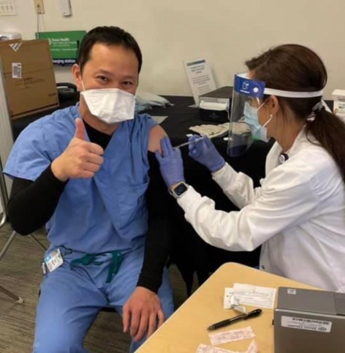 Dr Ethan Nguyen #vaccinechallenge