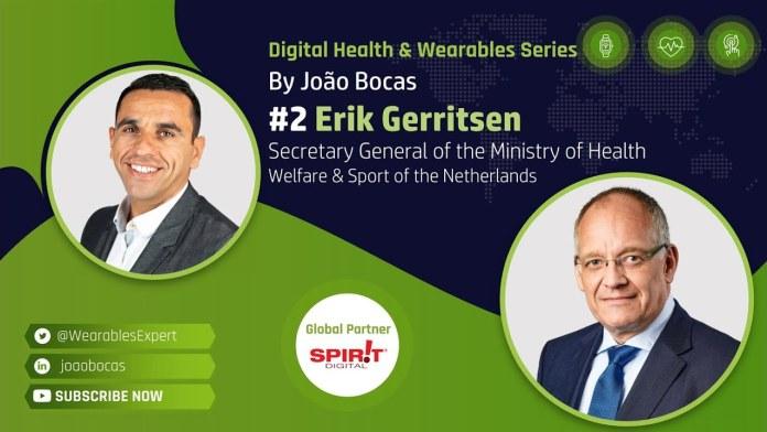 The Wearables Expert Erik Gerritsen
