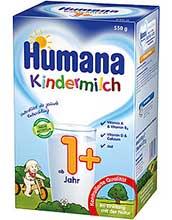 Qumësht për fëmijë 1+