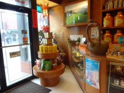 Located in Chinatown, Ten Ren offers high quality traditional Chinese teas as well as a wide assortment of teaware.