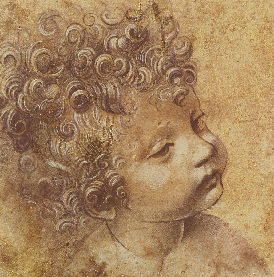 study-of-a-childs-head-leonardo-da-vinci Natural And Geometric Forms Example on sequences that are not arithmetic or, series fraction, patterns for high schoolers, mean triangles, sequence equation, sequence recursive, mean formula, series calculus, mean theorem, series test, roman mosaics,