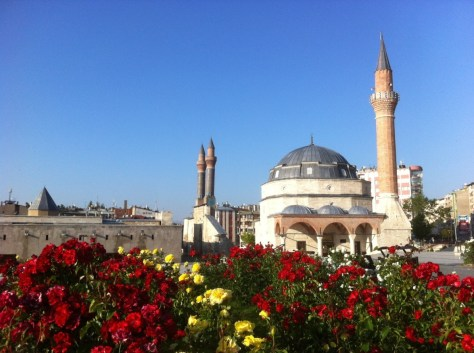 The city of Sivas Image in, Turkey.