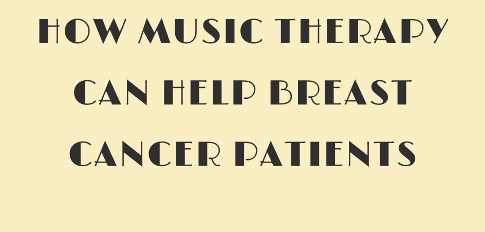 music therapy breast cancer