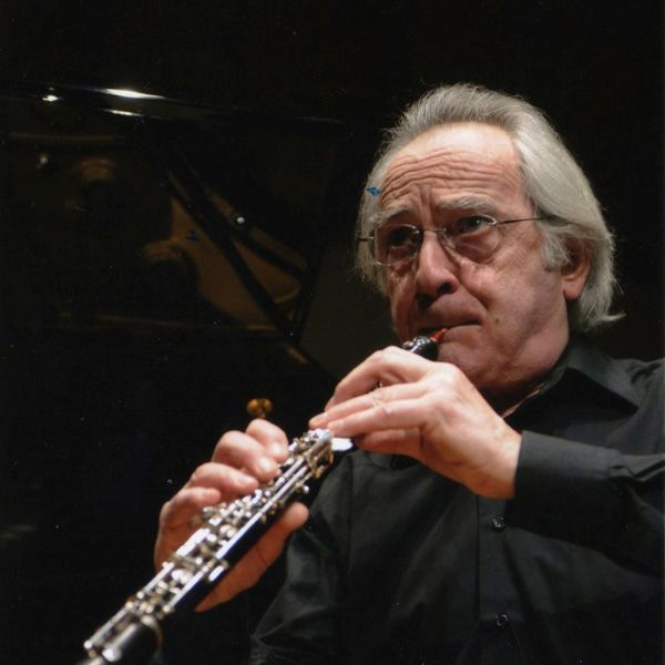 Maurice Bourgue oboist of the month